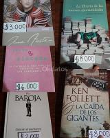Vendo novelas nuevas/usadas