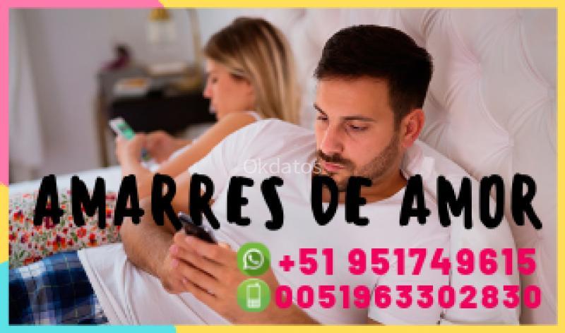 AMARRES DE AMOR ETERNO Y TEMPORAL avisos clasificados gratis