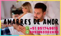 AMARRES DE AMOR ETERNO Y TEMPORAL