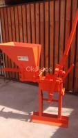 Fabricacion y ventas de Maquinas ladrilleras