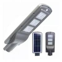 venta e instalaciones luminarias poste solar 90w