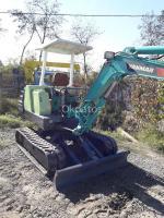 Mini ExcavadoraYanmar -Maquinaria Hnos Nuñez