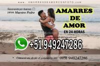 AMARRES DE AMOR EN POCO TIEMPO
