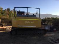 Excavadora XCMG modelo 215 pc200 como nuevo