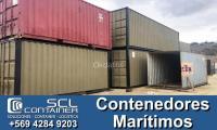 Deposito Casablanca, containers Marítimos