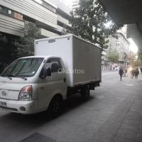 Hyundai porter 2.5 hr, año 2011, con carroceria