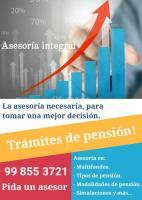 Trámites de pensión