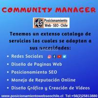 servicio de community manager