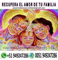 RECUPERA EL AMOR DE TU FAMILIA, AMARRES DE AMOR
