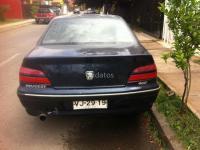 vendo auto Peugeot 406 full equipo
