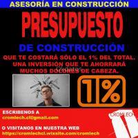 ASESORÍA EN CONSTRUCCIÓN