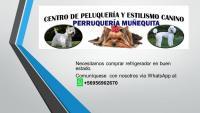 COMPRAMOS REFRIGERADOR