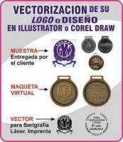 Servicios de diseño en Corel Draw -Vectorizaciones