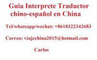 Guia Interprete Traductor chino en Linyi