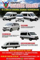 Arriendo modernos minibuses con conductor