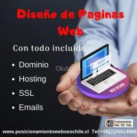 servicio de community manager. Diseño Paginas Web