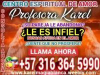 ESPIRITUALIDAD PURA Y REAL PROFESORA KAREL