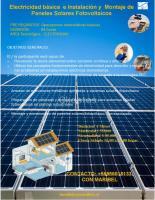 Curso de Instalaciones Electricidad Domiciliaria