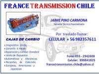 REPARACIÓN CAJAS DE CAMBIO AUTOMÁTICAS Y MECÁNICAS