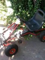 Autito Go Kart Supra a pedales
