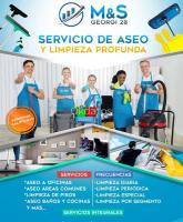 SERVICIOS DE ASEO Y LIMPIEZA PARA HOGAR - OFICINA
