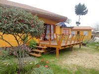 casa para 8 personas en El Tabo, muy próxima a la