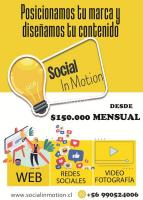 SOCIAL IN MOTION Redes sociales