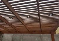 Decks de madera, Terrazas, Pérgolas
