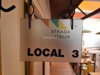Venta derecho de llaves. cafeteria barrio italia
