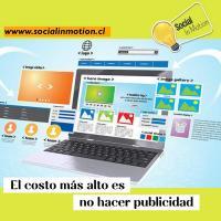 SOCIAL IN MOTION DISEÑO DE PAGINAS WEB