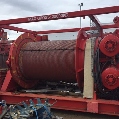AHC Electrical Winch