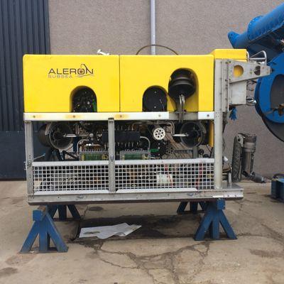 Triton XL Work Class ROV