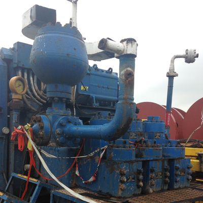 Rig Mud Pumps