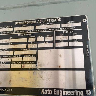 Emd kato generators 1