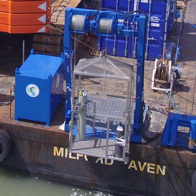 Hydraulic diver LARS