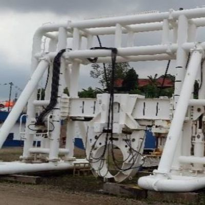 Subsea Pipe Frames