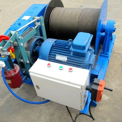 5 Ton Electrical Winch