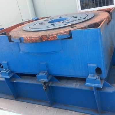 Rotary table national c375 with master bushing %282%29