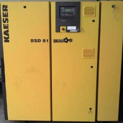 8 bars Compressors