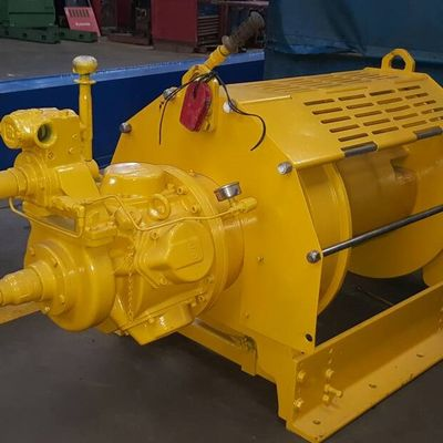 5 TON Air Tugger Winch