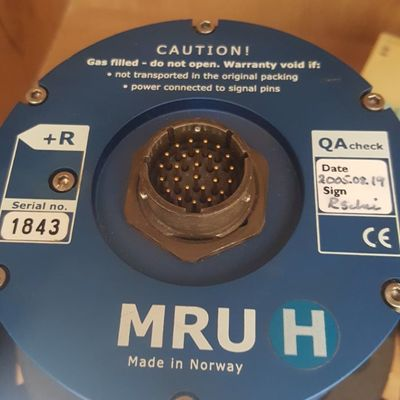 Mru h with junction box 5