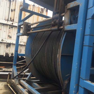 Cable winches 6