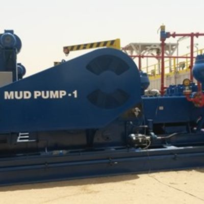 Mud pump 12P-160, Belt Drive
