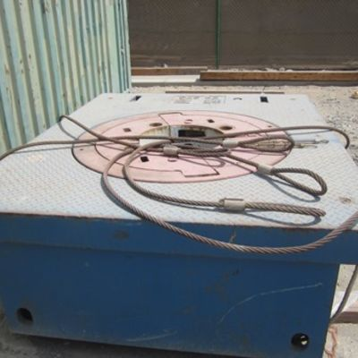 Rotary Table, ZP-375