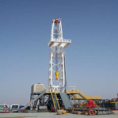 750 HP Trailer mounted Drilling Rig