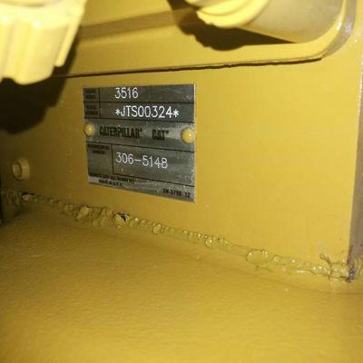 3516C Generator Set