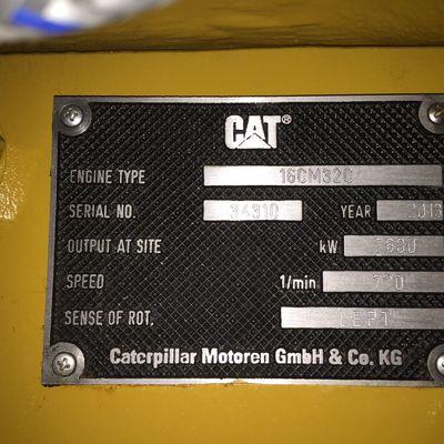 Caterpillar 16cm32c