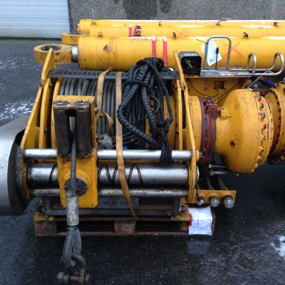 Tension winch t 3772