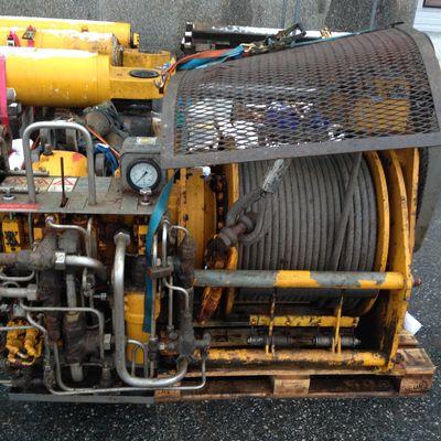 NOV 10T Utility Winch