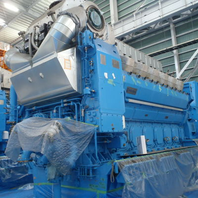 Engine and generator pictures 1